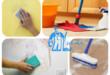 طرق تنظيف الأرضيات